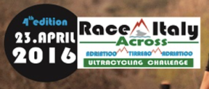 Race across Italy, Logo