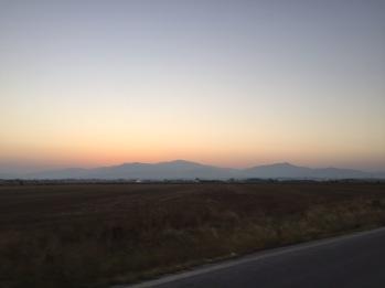Greek Dawn