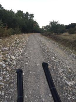 nice climbing gravel